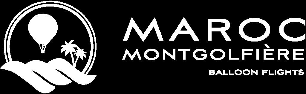 logo Maroc Montgolfière - Balloon Flights