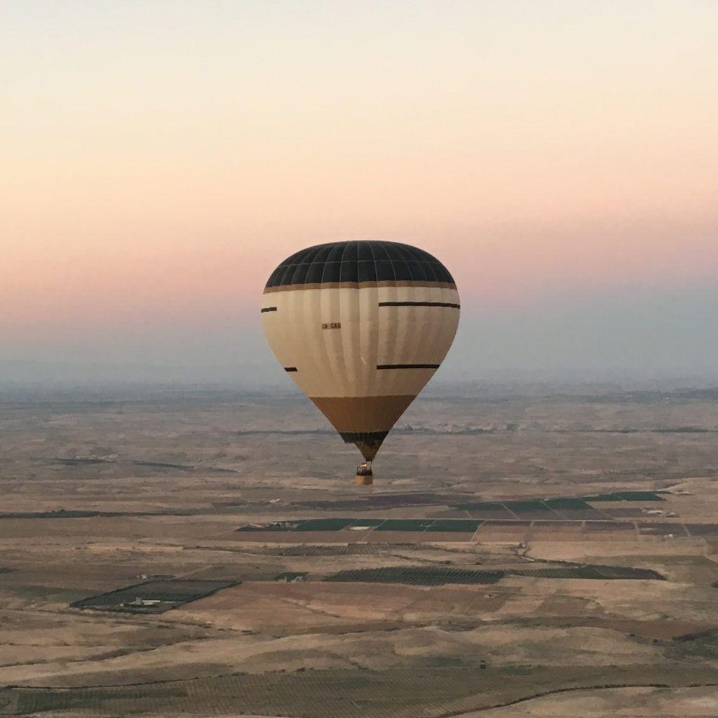 Formule Vol en montgolfière exceptionnel