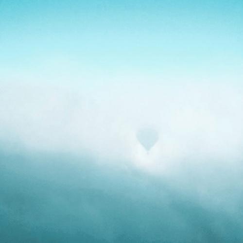 Ballon Maroc Montgolfière dans la brume